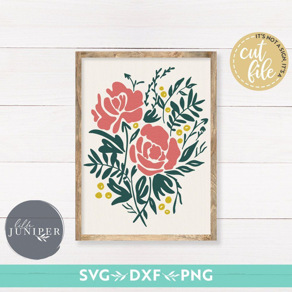 Pin on Lille Juniper SVG Files for Personal & Small Biz