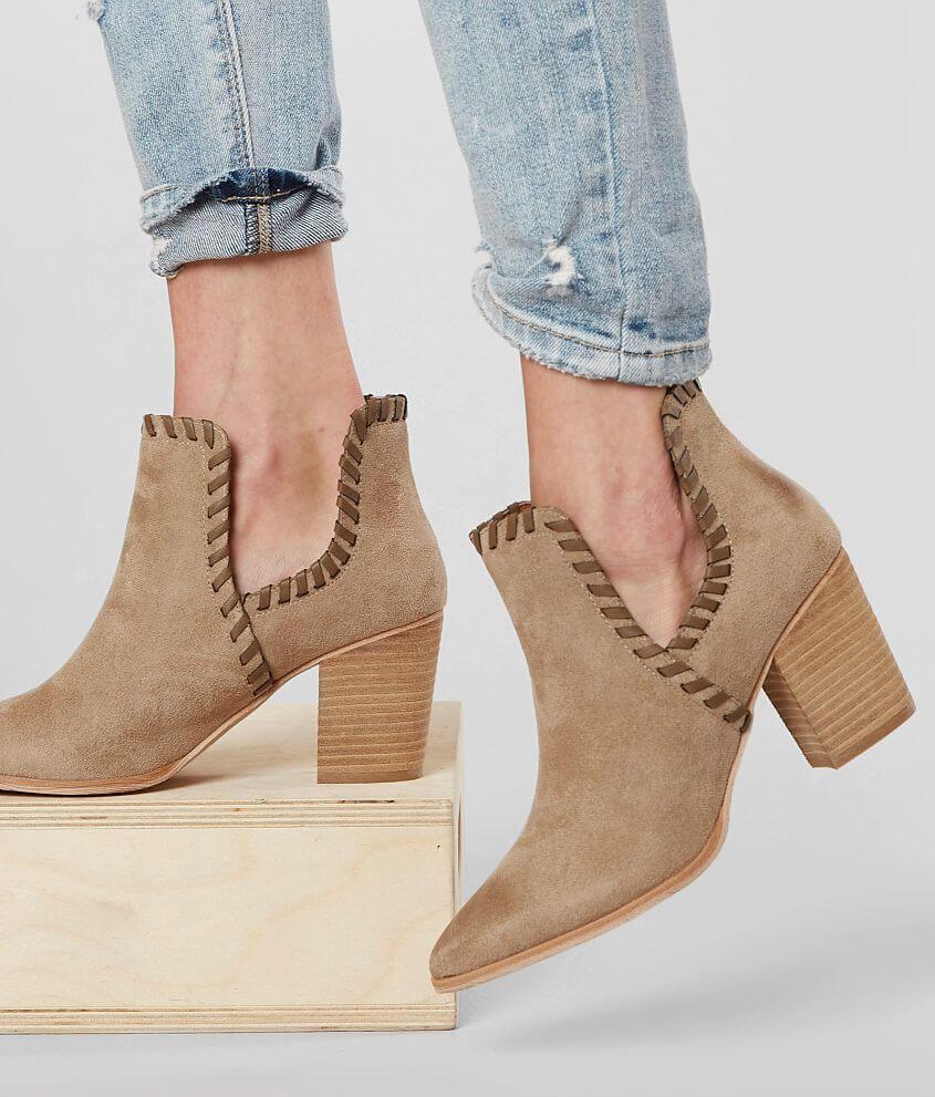 0ac83c88c84b4 Mi.iM Elsa Ankle Boot - Women's Shoes in Grey   Buckle   Capsule ...