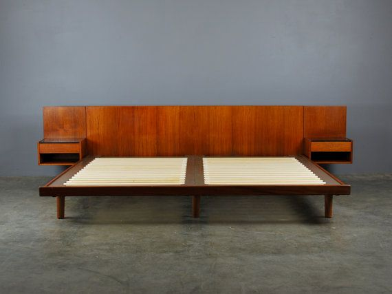 Best Sale Rare King Size Hans Wegner Bed For Getama By 640 x 480