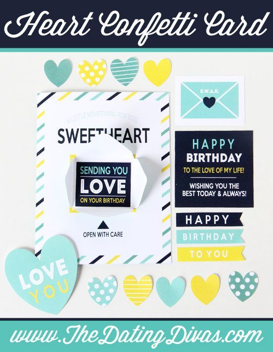 Printable Birthday Cards For Your Husband From Birthday Party