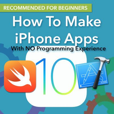 How to make apps with Swift Xcode 8 and iOS 10