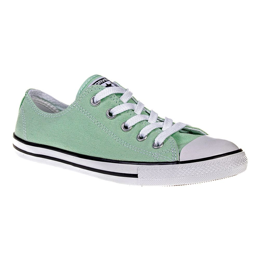 7f527ee85cb8 Converse All Stars Dainty Mint Julep Shoes (Mint)