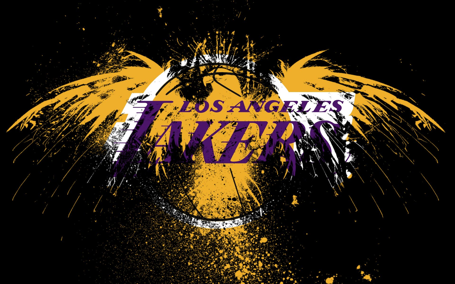 Los Angeles Lakers Wallpaper Lakers wallpaper, Lakers