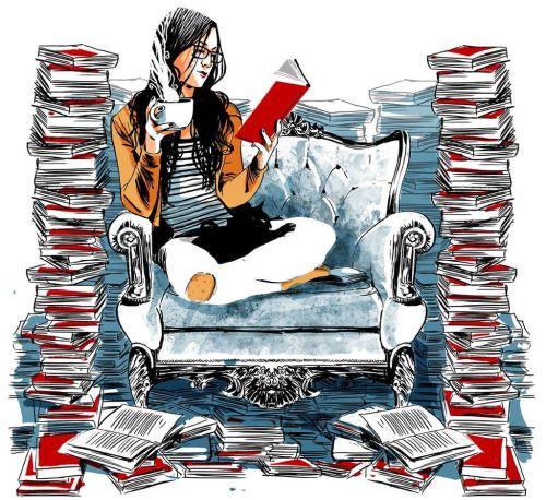 Lecturimatges La Lectura En Imatges Devoradora De Libros Libro De Artista Lectura