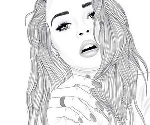 Cool Drawings Art By Tricia10reyes On We Heart It Disegni A