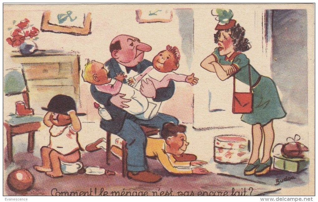 Épinglé par alinemwana sur ° budou   Humour, Cartes postales anciennes, Carte postale