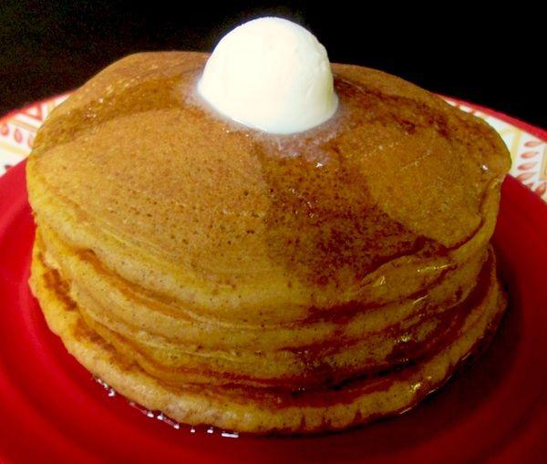TOP SECRET IHOP Pumpkin Pancakes Recipe