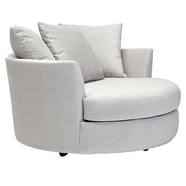Cuddler Chairu0027 Much Nicer In Person Giant Round Lounge Chair Round Lounge  Chair For Two