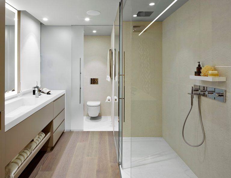 VIBB PENTHOUSE | Ideas modernas de baño, Vivienda urbana ...