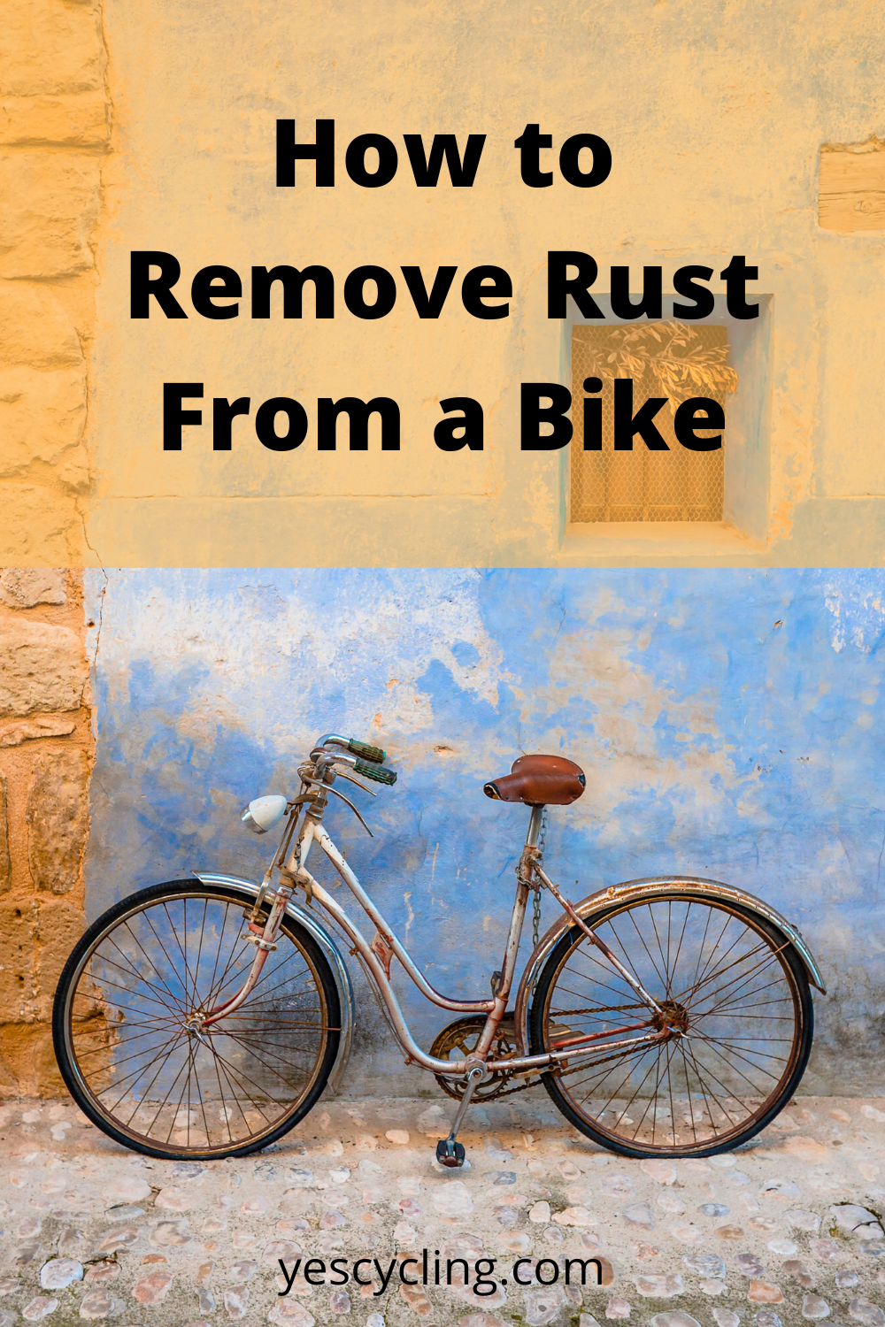 How To Remove Rust From Your Bike And Keep It Off How To Remove