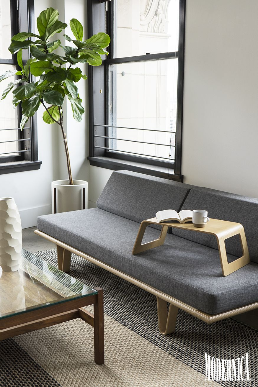 Modernica Molded Wood Furniture And Accessories Made In California By