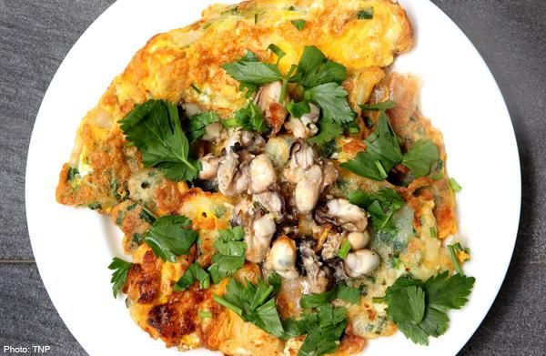 how to make chinese oyster omelette