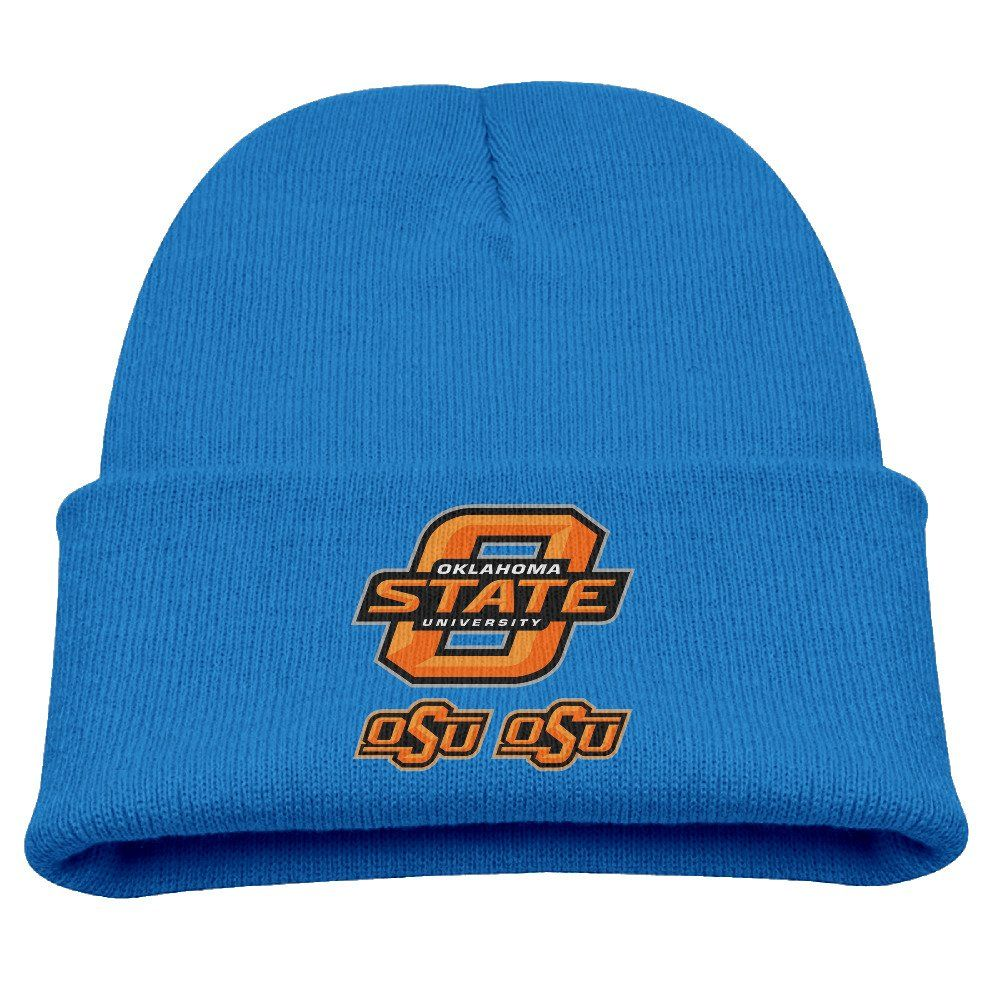 NCAA Oklahoma State University OSU Cowboys Logo Kids Skullies And Beanies RoyalBlue. Surface Material: 85% Cotton. Knit Beanies. Stylish Outdoor Activities. 7.8 Inch Depth. Hand Wash.