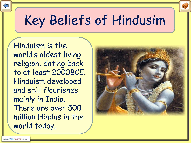 Hinduism Religious Beliefs | Basic Beliefs of Hinduism Religion ...