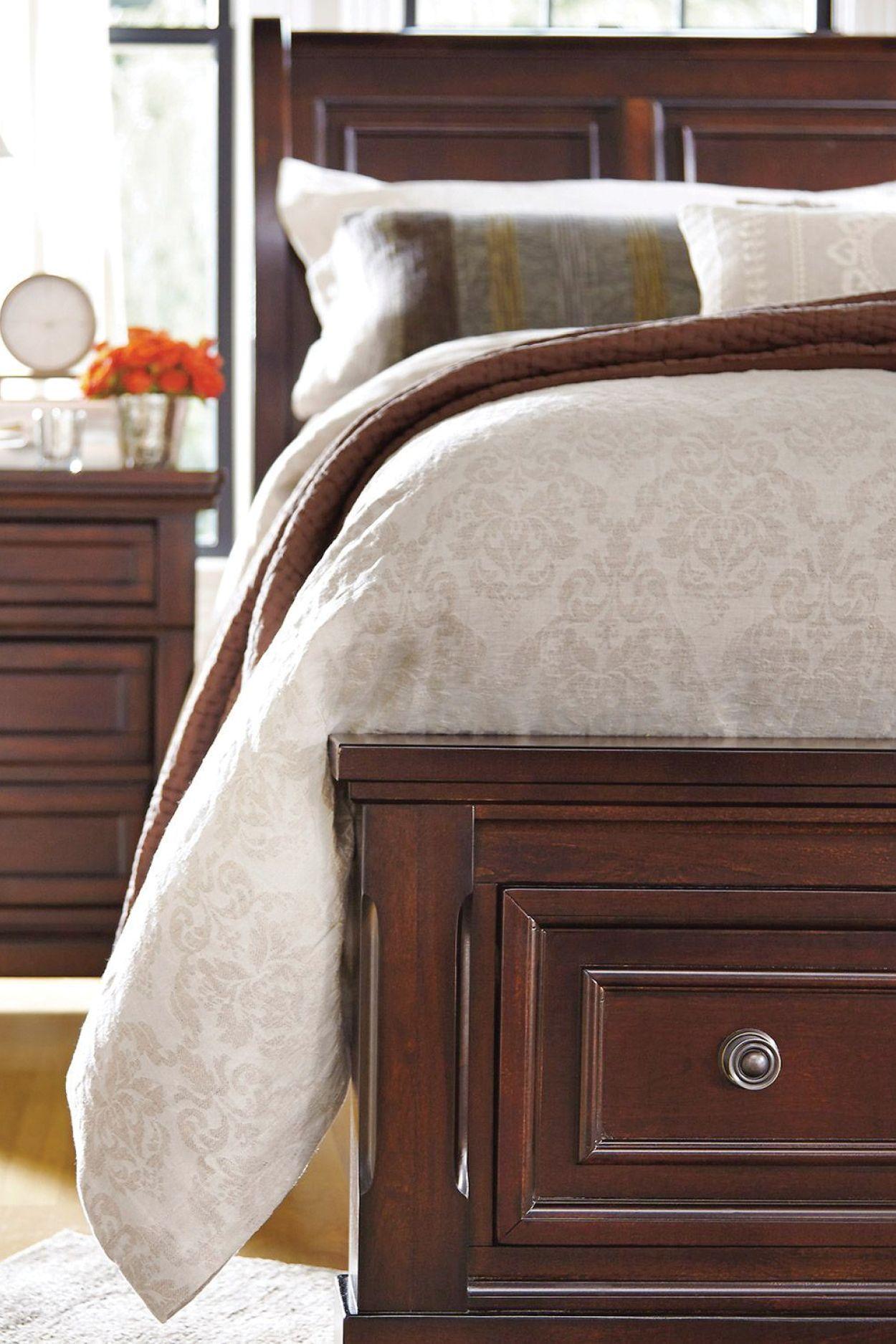 Porter Queen Storage Sleigh Bed Ashley Bedroom Furniture Sets Ashley Furniture Bedroom Bedroom Sets Queen