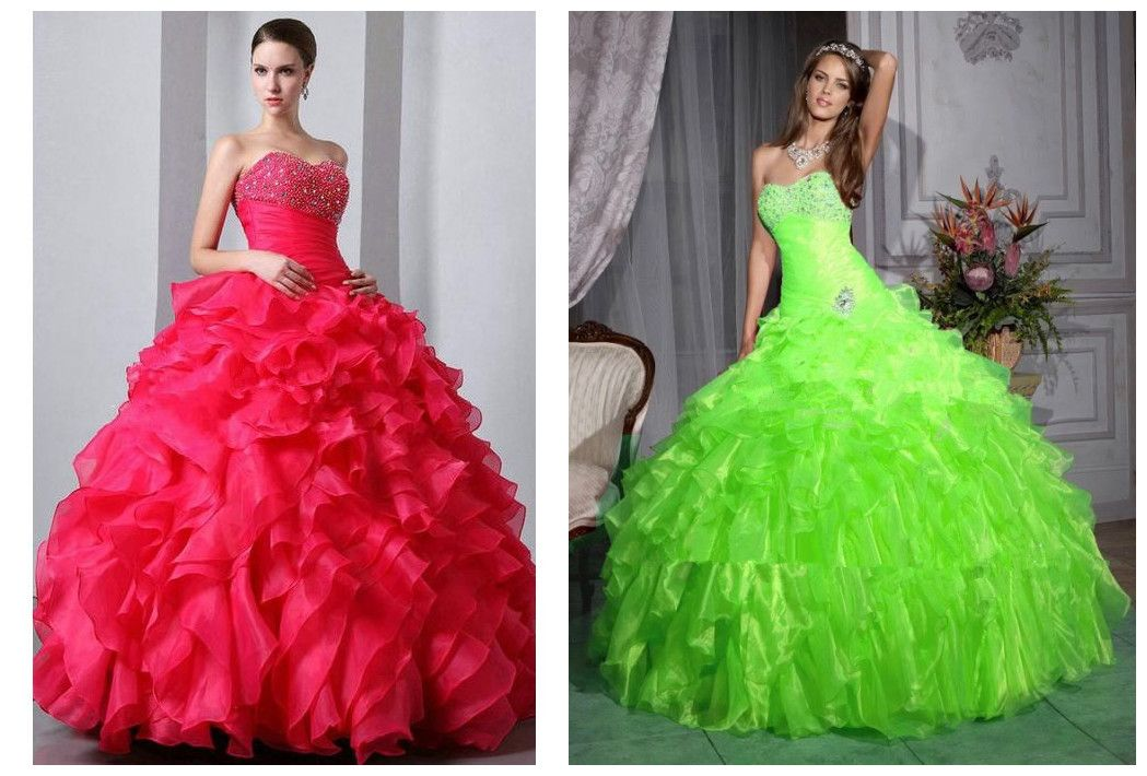 Formal Dresses for Teens | Raining Blossoms Prom Dresses: Ball Gown Prom Dress Make You a ...