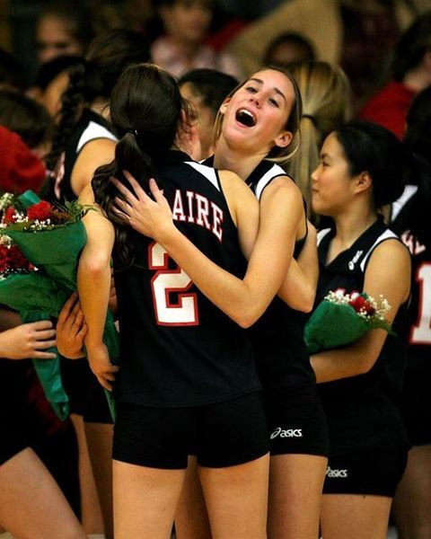 When You Realize It S Friday Fridayfeeling Volleyball Team Volleyball Results After School Program