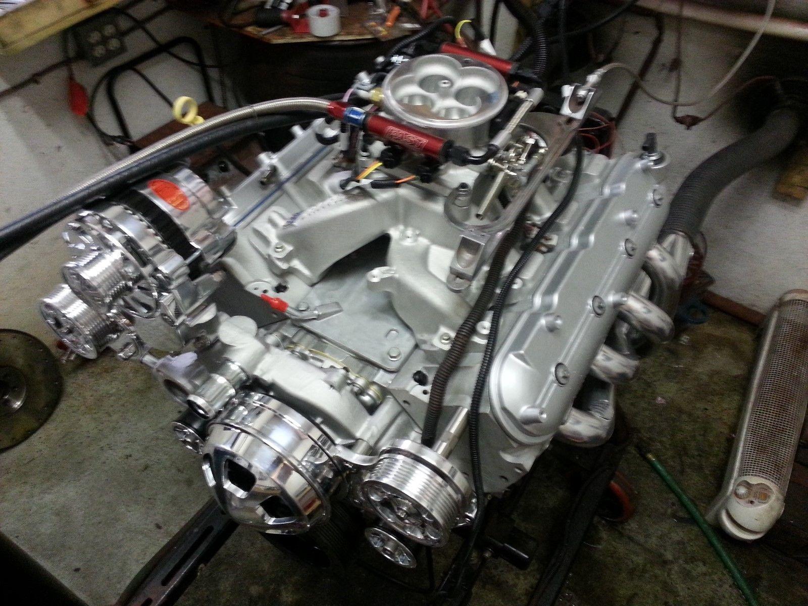 Chevy ls crate engine 6 0l 364cid ls2 ls1 ls3 lsx 550hp turn key