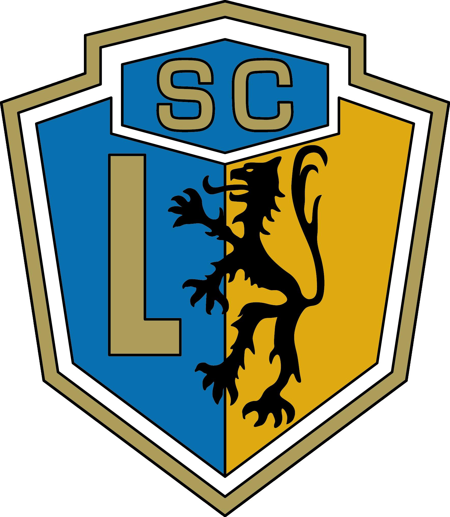 Sc Leipzig Futbol Soccer Futbol Escudo