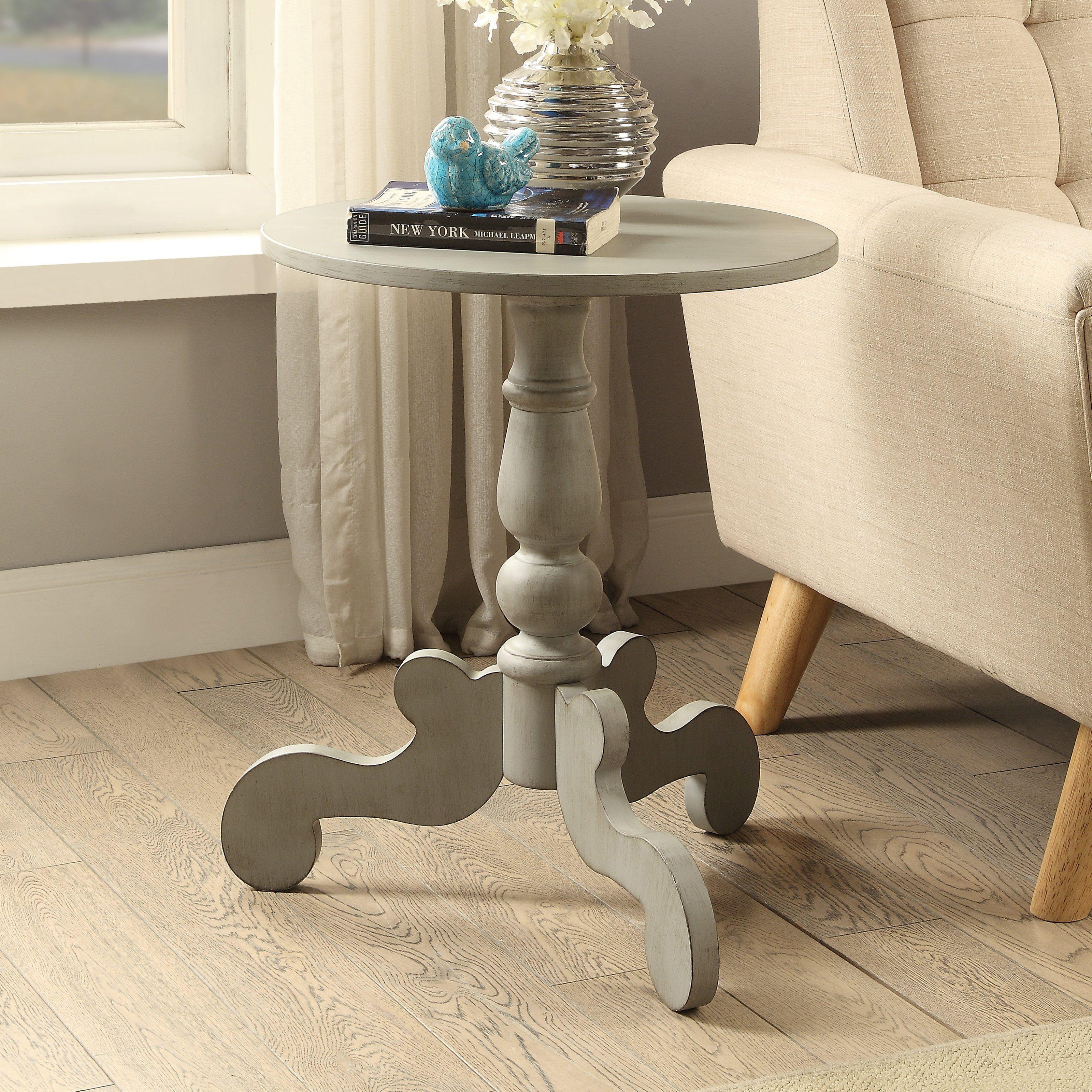 639f9861dee9 Acme Furniture Freida Side Table - 82903