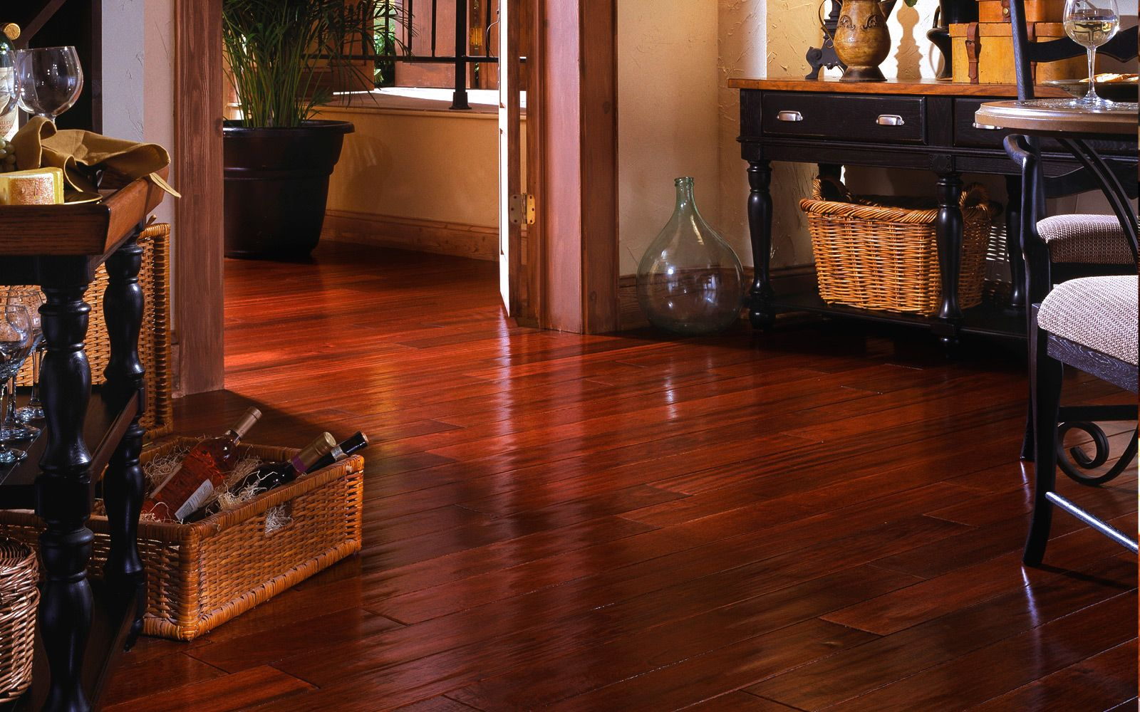Beaujolais Cherry - BR111 Exotic Hardwood Flooring