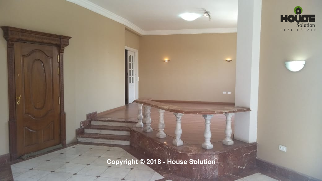 Icymi Huge Penthouse For Rent In El Maadi Sarayat