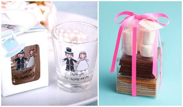 Wedding Favors Are Great But What If You Can T Really Afford It Budget
