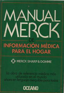 Manual Merck De Informacion Medica Para El Hogar Con Imagenes