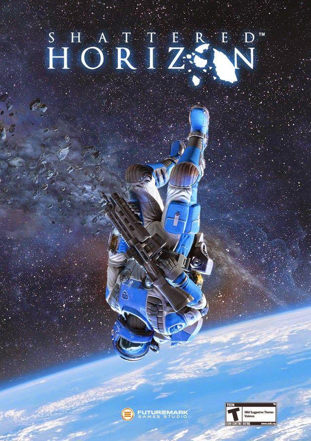 Shattered Horizon PC Game Free Download Free games