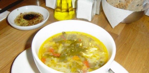 Vitamin çorbası tarifi