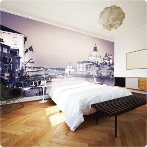 removable mural - Italy from The Wall Sticker Company