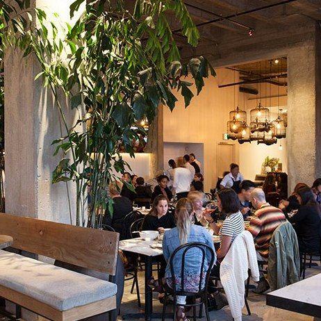 New Restaurant Cia Opens In Santa Monica