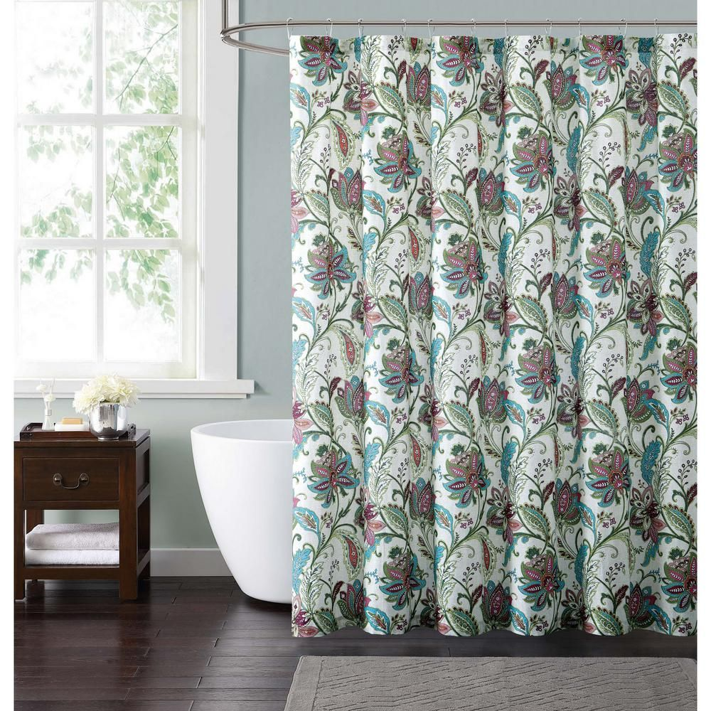 c7c7b4c1ef5e Kass Floral 72 in. Multiple Shower Curtain | Products