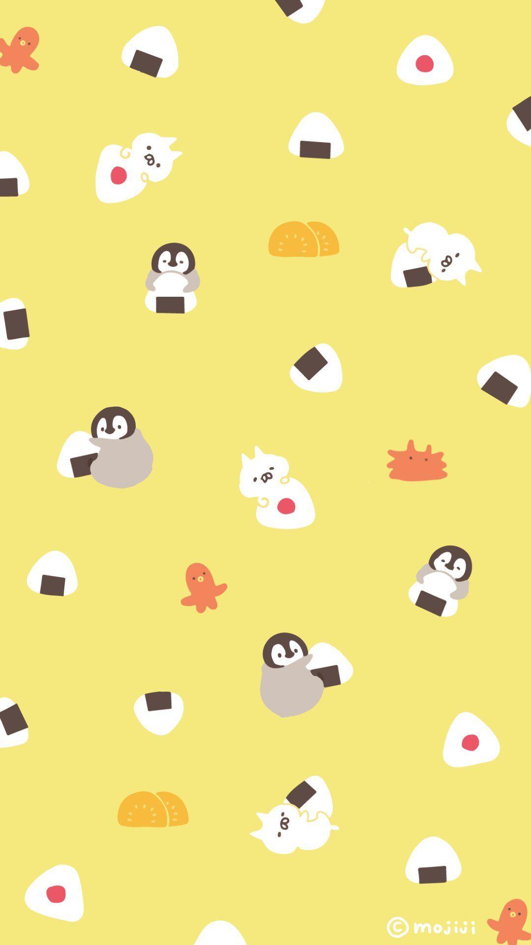 Twitter ホーム画面 かわいい うさまる 壁紙 かわいいパターン