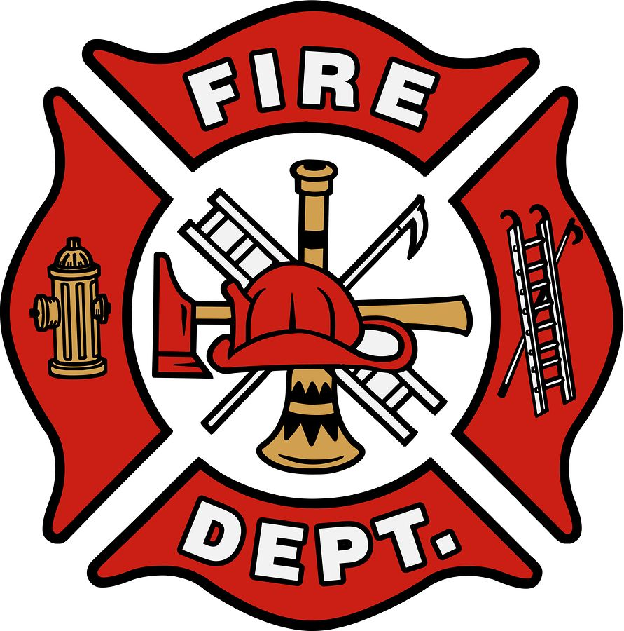 clip art of fire station - photo #48