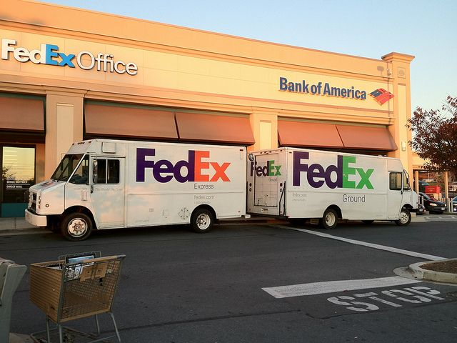Fedex Trucks With Images Recreational Vehicles Seasons Fun Math