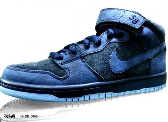 Nike SB Dunk Mid Strap - Fall 2012