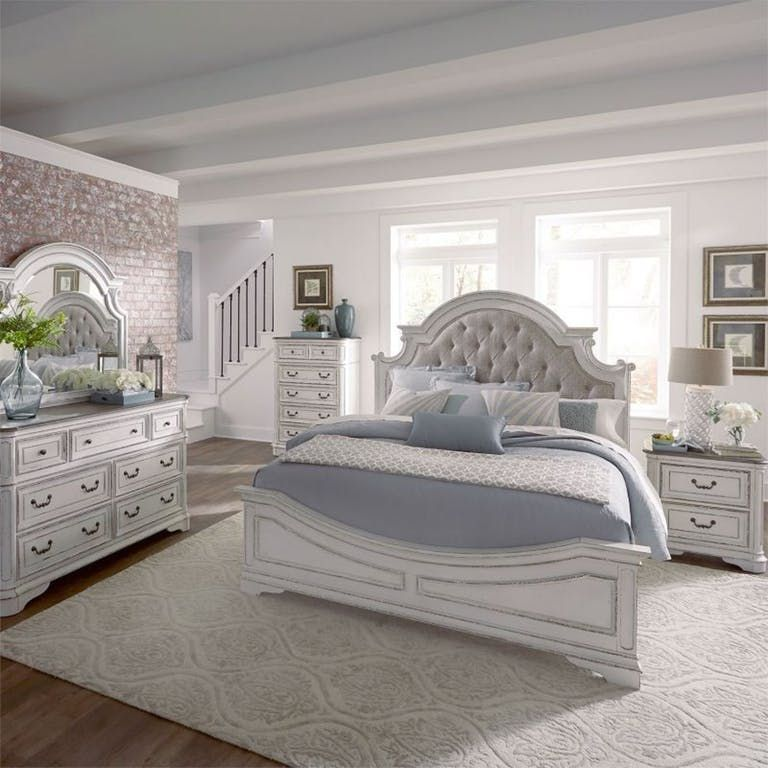 Liberty Furniture Marlow Queen Bedroom Set Mattress Free Marlowqueen Bedroom Sets Queen Luxurious Bedrooms Bedroom Sets