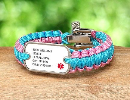 Light Duty Survival Bracelet
