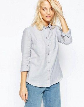 5a52e4809a63de Shirts | Women's shirts & blouses | ASOS | clothing inspiration ...