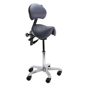 Hag Capisco 8106 Posture People Saddle Chair Unique Chairs Design Ergonomic Chair
