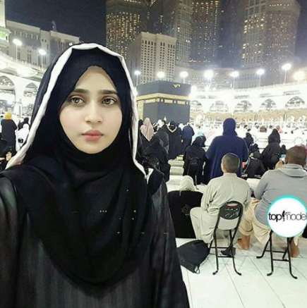 beautiful islamic girl pic