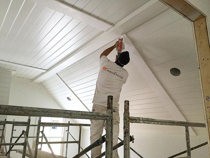 Ship Lap Ceilings And Can Lights For Kitchen Shiplap Ceiling