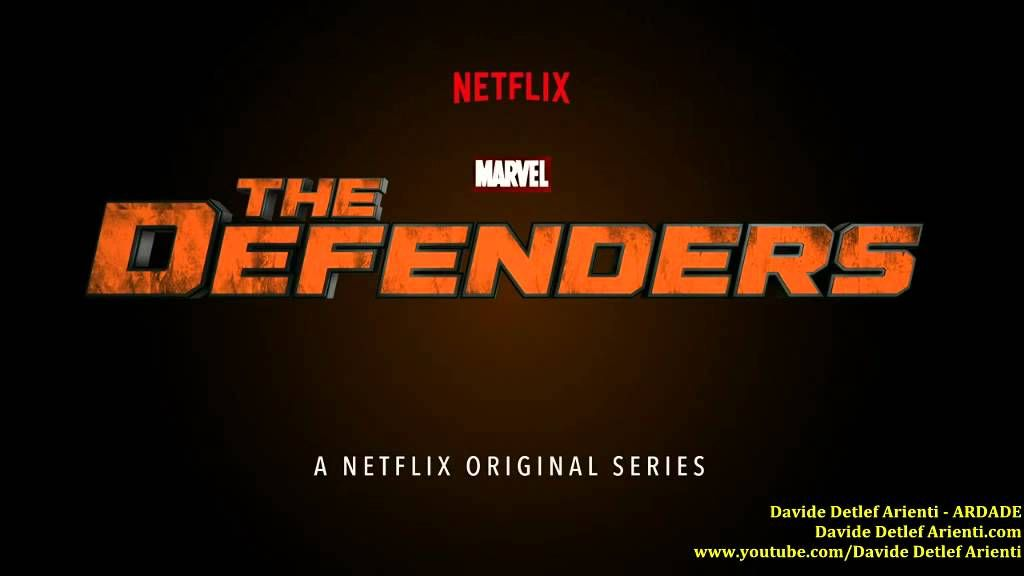 The Defenders Title Sequence