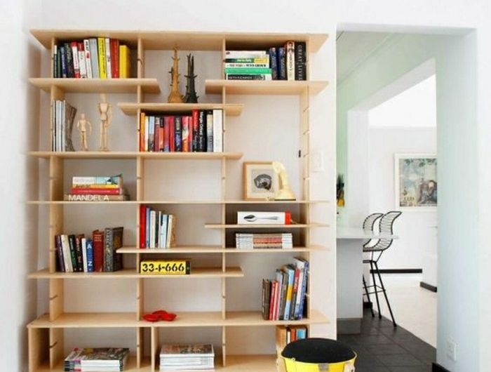 Lu0027 étagère bibliothèque, comment choisir le bon design?