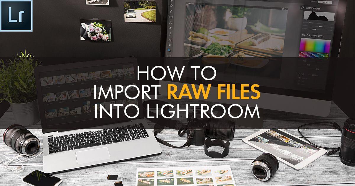 Nef files lightroom