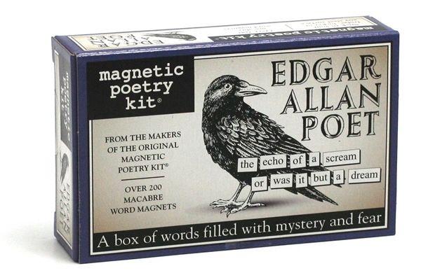 Edgar Allan Poet - Magnetic Poetry