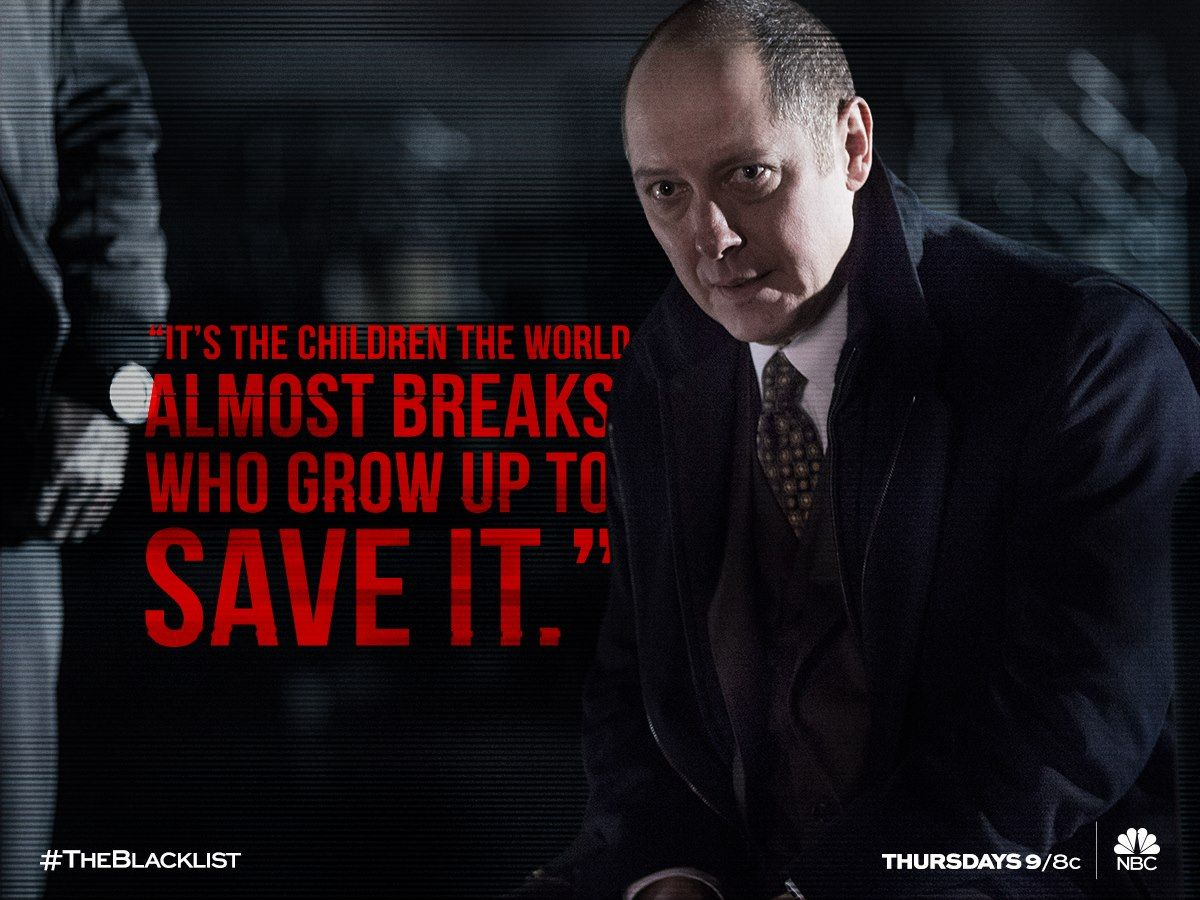 The Blacklist Lizzie Should Know The Blacklist Quotes The Blacklist James Spader Blacklist