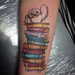 book stack tattoos google search cool tattoos pinterest open book tattoo tattoos and book. Black Bedroom Furniture Sets. Home Design Ideas