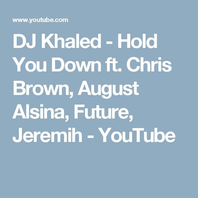 DJ KHALED - DO YOU MIND FT. NICKI MINAJ, CHRIS BROWN ...